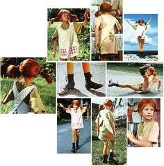 Inspirational pictures for a Pippi Longstocking costume – Kids Clothing Pippi Longstocking Halloween, Baby Boy Fashion, Kids Fashion, Halloween Fun, Halloween Costumes, Girl Costumes, Cosplay, Cute, Model