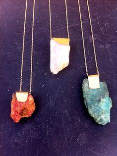 Minerology Collection - Free Bohemia Jewelry