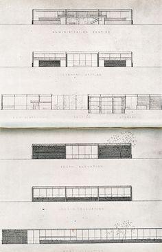 Mies van der Rohe. Architectural Record 100 December 1946: 86 | RNDRD