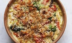 Slater's broccoli and smoked mackerel gratin recipe Nigel Slater's broccoli and smoked mackerel recipe. Photograph: Jonathan Lovekin for the ObserverNigel Slater's broccoli and smoked mackerel recipe. Photograph: Jonathan Lovekin for the Observer Veggie Recipes, Vegetarian Recipes, Cooking Recipes, Healthy Recipes, Veggie Meals, Savoury Recipes, Savoury Dishes, Healthy Meals, Keto Recipes