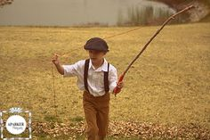 Photo from It's my 1st Birthday and we're going Fishing! collection by A-Parker Photography