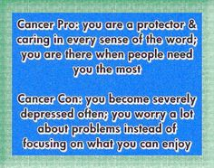 Cancer zodiac, astrology sign, pictures and descriptions. Free Daily Love Horoscope - http://www.free-horoscope-today.com/free-cancer-daily-horoscope.html