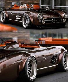 Retro Cars, Vintage Cars, Mercedes Benz 300, Classy Cars, Amazing Cars, Hot Cars, Custom Cars, Muscle Cars, Dream Cars