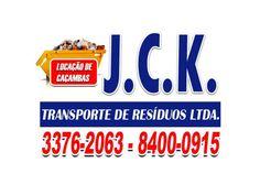 Aluguel de Ca�ambas em Curitiba - J.C.K - 41.3376-2063 - Parana - Brasil Curitiba - Classificados Alo Anuncio Brasil