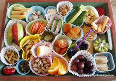 Hva skal jeg ha i matpakken? Easy Healthy Recipes, Baby Food Recipes, Healthy Snacks, Healthy Eating, Kids Meals, Easy Meals, Cool Lunch Boxes, Food Porn, Good Food
