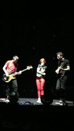 Paramore Agosto 2013