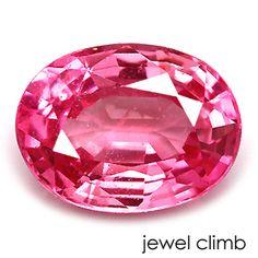 ピンクサファイア(Pink sapphire)0.85CT