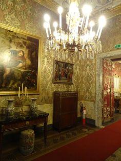 Genoa '15             King's Bathroom - Palazzo Reale