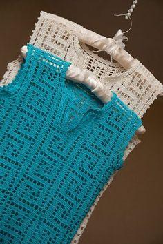 Summer tunic tunic crochet cotton tunic tunic with sleeves beige tunic clothing crochet We offer You a tunic crochet cotton. Vintage Crochet, Crochet Lace, Crochet Stitches, Crochet Patterns, Diy Crafts Crochet, Crochet Projects, Crochet Pincushion, Fillet Crochet, Crochet Cardigan