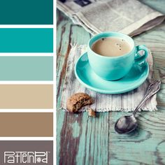 Color Palette: Wood, Tan, and Teal. If you like our color inspiration, sign up for our monthly trend letter: http://patternpod.us4.list-manage.com/subscribe?u=524b0f0b9b67105d05d0db16a&id=f8d394f1bb&utm_content=buffer847d9&utm_medium=social&utm_source=pinterest.com&utm_campaign=buffer