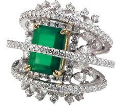 Diamond Ring  by Khanna Jewellers