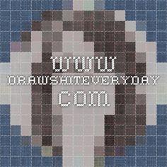 www.drawshiteveryday.com