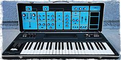 Learn all about 1970s Synthesizers