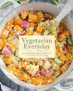 Vegetarian Everyday: Healthy Recipes from Our Green Kitchen: David Frenkiel, Luise Vindahl