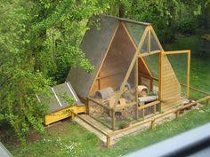 die 33 besten bilder von kaninchenstall bauen rabbit hutches guinea pigs und rabbit cages