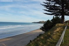 Wainui Beach, Gisborne, New Zealand Autumn Day, Breeze, Are You Happy, New Zealand, Journey, Country, Beach, Water, Places