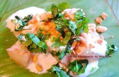 Amok trei (poisson à la cambodgienne)