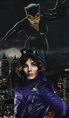 Selina Kyle Gotham, Catwoman Selina Kyle, Gotham Villains, Comic Villains, Dc Comics Heroes, Arte Dc Comics, Jerome Gotham, Gotham City, Gotham Quotes