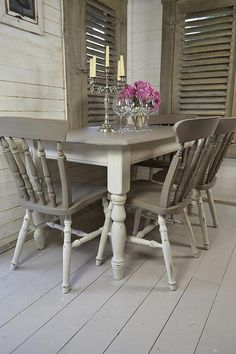 6 Mistakes People Make when Painting Kitchen Chairs | Painting ...