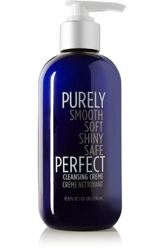 Purely Perfect | Cleansing Crème Shampoo.  This is what I've been looking for!!  Non of the ecky chemicals...like the no shampoo trend!