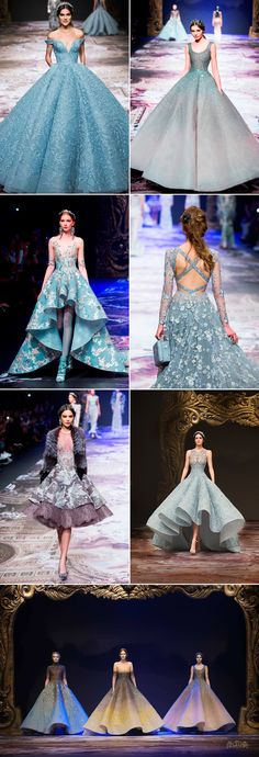 Dubai-based Filipino designer Michael Cinco is well-known for the jaw-droppingly beautiful, fairytale-esque gowns he has created for everyone from celebrities to real-life rpincesses. A Michael Cinco gown is dramatic, structured, drenched in crystal embroideries, and filled with incredibly artistic and scintillating details. Get ready for a visual feast!