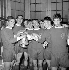 1965 In Magic Photos: Liverpool Defeat Leeds United To Win The Club's First FA Cup - Flashbak Liverpool Football Club, Liverpool Fc, Gerrard Liverpool, Fa Cup Final, Wembley Stadium, Leeds United, Victorious, The Past, Royalty