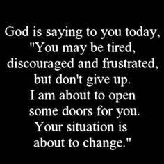 Keep pushing!!