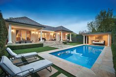 Luxurious, contemporary living with 1930's charm   55 Riverside Avenue, Balwyn North