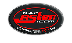 Kaz Aston Campaigning for MS