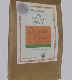 ORGANIC QUINOA FLOUR 10KG FREE FROM GLUTEN & ALLERGENS FREE SHIPPING $145.95 available on Ebay Delivery Australia Wide