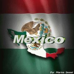 Flag of Mexico by ❤ Marina Sweet ❤