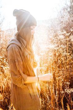 Idea for Landscape, Nature, Woman