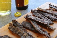 Homemade jerky is inexpensive and delicious! - CherylStyle