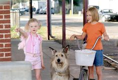 elle fanning BECAUSE OF WINN DIXIE   BECAUSE OF WINN-DIXIE, Elle Fanning, Winn-Dixie, AnnaSophia Robb, 2005 ...