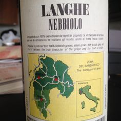 What's the difference between Barolo and Barbaresco? #wine #italy #piedmont