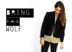 Bring the Wolf - Vintage Fashion