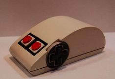 The NES Controller Mouse Resembles a Classic Gamer Accessory #geeky trendhunter.com