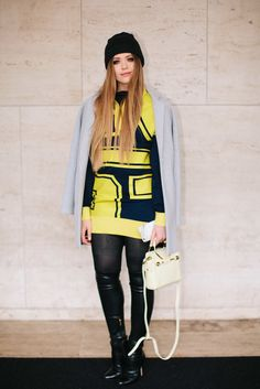 #nylonfw: The 35 best street style looks at NYFW FW15, day two
