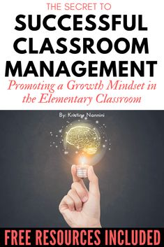 Secrets of Successful Classroom Management: Encouraging a Growth Mindset - Young Teacher Love Educational Leadership, Educational Technology, Positive Notes Home, 3rd Grade Classroom, School Classroom, How To Become Smarter, Special Education Teacher, Primary Education, Learning Quotes