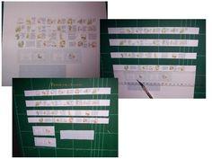 Printable Miniature Beatrix Potter book 2