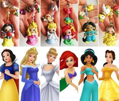 Disney princesses by mayumi-loves-sora.deviantart.com on @deviantART - seriously some people are just so creatively amazing!