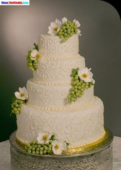 Frutty Safeway Wedding Cakes