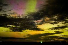 Aurora: 20110805 (triple CME) by fyngyrz, via Flickr