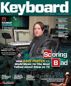 Keyboard Magazine   August 2014 magesy.pro