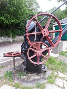 Canal Side Crane Dundas Kennet And Avon Canal Photo May 2013 Photo:  This Photo was uploaded by nmillier. Find other Canal Side Crane Dundas Kennet And A...
