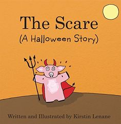 The Scare: A Halloween Story by Kirstin Lenane, http://www.amazon.com/dp/B00KDOGUUC/ref=cm_sw_r_pi_dp_ppJkub139YK1X