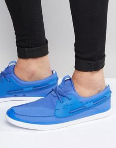 new arrival 26d48 24c95 Lacoste Boat Shoes Roshe, Asos, Nike, Boat Shoes, Shoes Online, Loafers