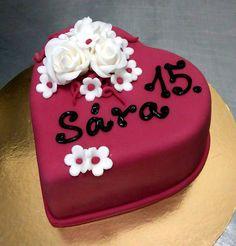 Narozeninový dort na zakázku z cukrárny Moje cukrářství Birthday Cake, Desserts, Food, Tailgate Desserts, Birthday Cakes, Deserts, Eten, Postres, Dessert
