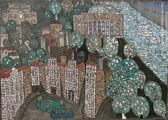 ФОТОПУТЕШЕСТВИЯ - Киевские мозаики советского периода