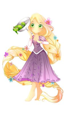 ::Disney+Dreamies::+-+Rapunzel+-+by+MissElysium.deviantart.com+on+@DeviantArt